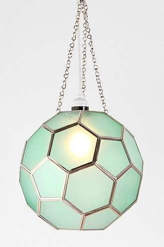 Hanging Honeycomb Lamps
