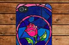 Classic Disney Smartphone Covers - Protect Your Phone with the Beauty and Beast iPhone Case