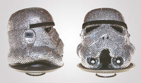 Luxe Star Wars Helmets