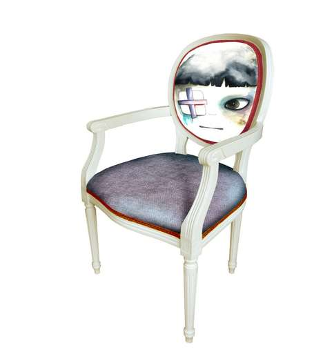 Quirky Cartoon Chairs