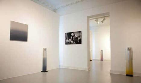 Minimalist Gradient Speakers