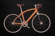 Sustainable Bamboo Bikes - The Guapa Sustainable Bamboo Bike is Eco-Friendly