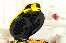 Whimsical Waffle Makers - This Animal Waffle Maker Will Keep Breakfasts Exciting