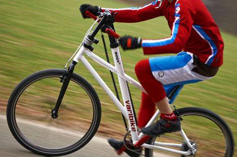 Multi-Muscle Workout Bikes