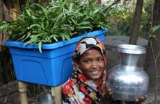 Poisonous Water Purifiers - The Clean Water Filtration System Harvests Chemicals for Ethical Sale