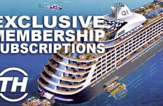 Exclusive Membership Subscriptions - These Subscription Programs Cater to Elite Customer Groups