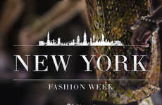 City-Centric Fashion Pinboards - The Pinterest Fashion Week Page Shows Global Highlights
