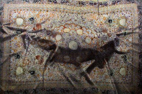 Bulging Carpet Paintings