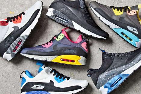 Hybrid Fusion Footwear