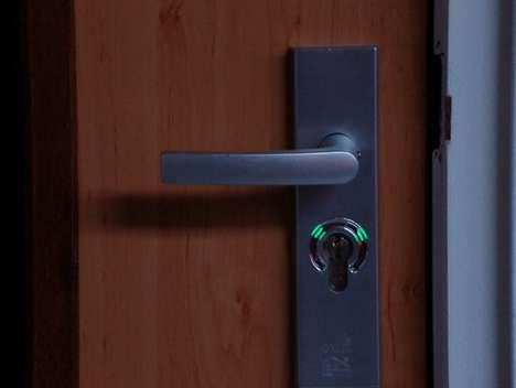 LED Keyhole Inserts
