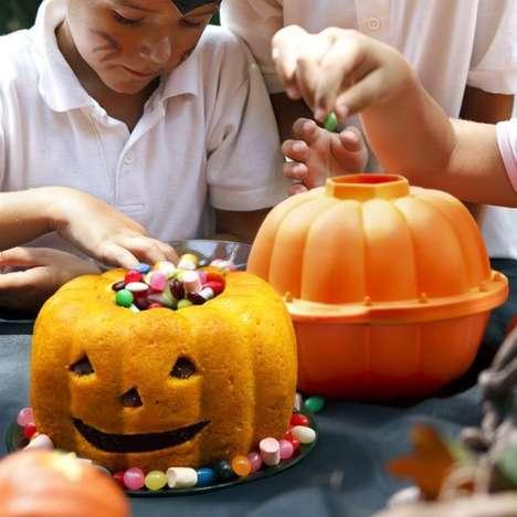 Halloween Cake Molds