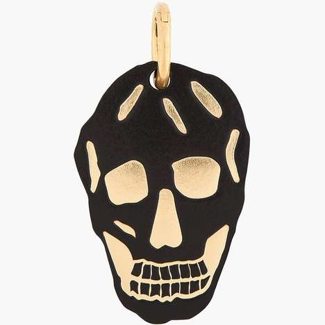 Stylish Skeletal Keyrings