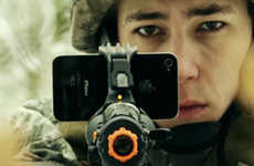 Smartphone Laser Tag - HEX3 AppTag Makes Virtual War a Gaming Reality