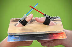 Galactic Thumb Games - The Star Wars Thumb Wrestling is an Upgrade From the Childhood Classic
