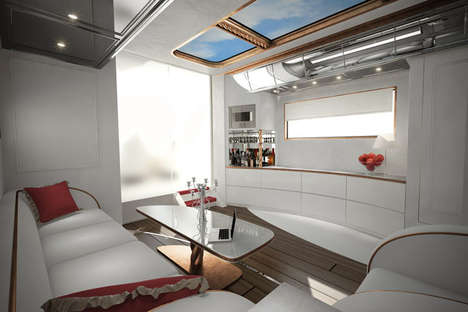 Monstrous Motor Mansions - The Palazzo Land Yacht is Over the Top and Amazing
