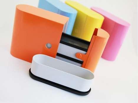 Vibrant Bento Lunchboxes