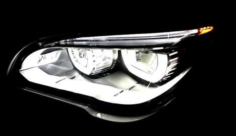 Responsive Car Headlights