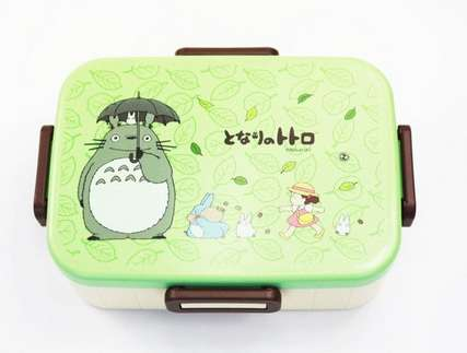 Anime Character Lunch Boxes