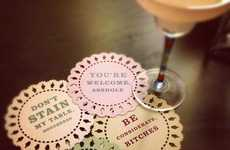 Comically Candid Coasters