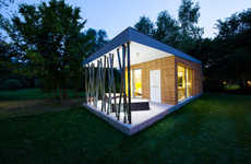 Versatile Modular Homes - Green Zero is a Modular Housing Unit That Can Go Virtually Anywhere