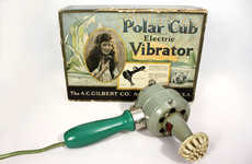 Antique Adult Toy Museums - See How Pleasure Toys Evolved with the Good Vibrations Museum