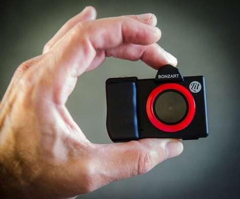 Miniature Toy-like Cameras