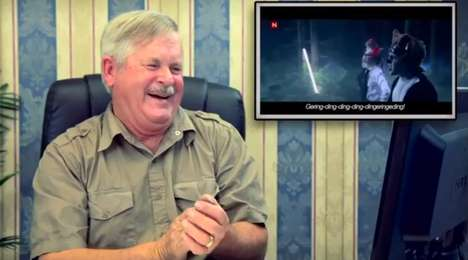 Hilarious Elderly Reaction Videos