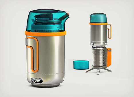 Hybrid Beverage Containers