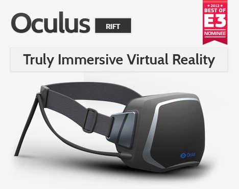 Virtual Reality Helmets