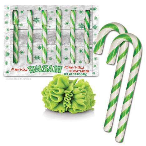 Mischeivous Prank Candy Canes