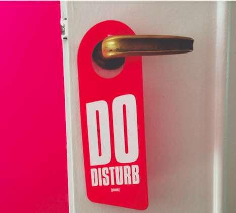 Social-Encouraging Door Decorations