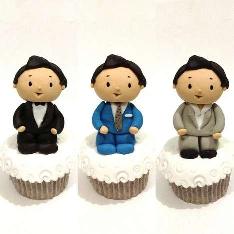 Charming Consolatory Cupcakes