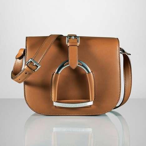 Elegant Equestrian-Inspired Bags
