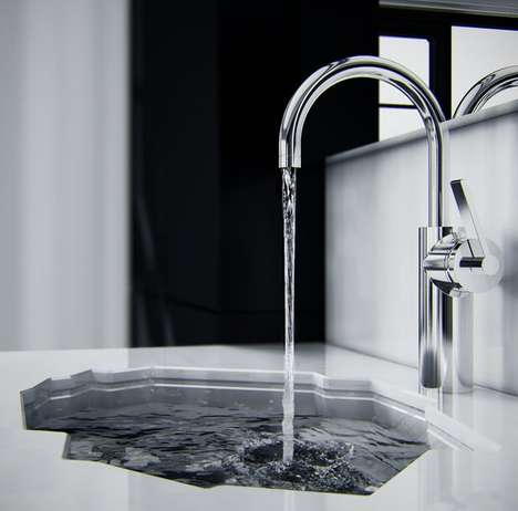 Icy Water Basins
