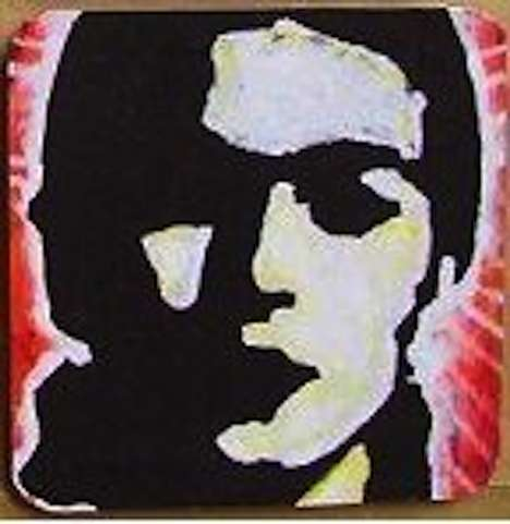 Mexican Artist Coasters