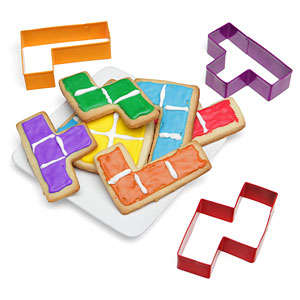 Geometric Cookie Cutters