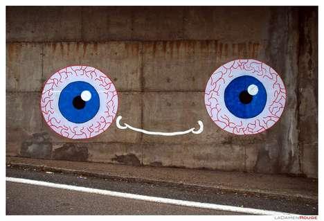 Eye-Popping Street Art
