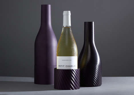 Twisted Wine Chillers