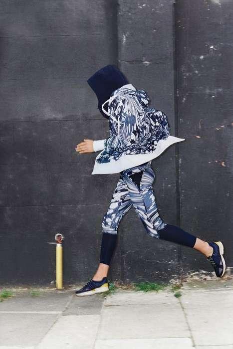 Nature-Inspired Sportswear Catalogs