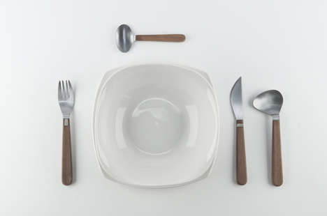 Manners-Modeled Silverware