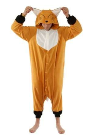 Viral Video Costumes - This October Get Creative With a 'What Does the Fox Say?' Halloween Outfit