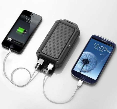 Durable Dual Gadget Chargers