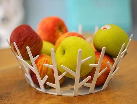 Organic Fruit Bowls