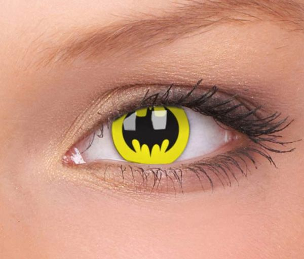 12 Halloween Contact Lenses
