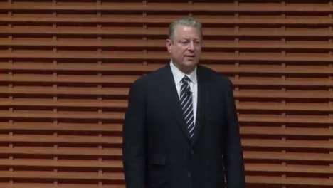 Al Gore Keynote Speaker