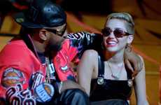 Twerking Disney Rap Collaborations - The New Miley Cyrus Rap Video with Mike Will Made It is Racy