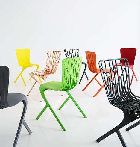 Modern Branching Chairs