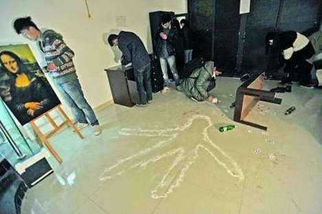 Real-Life Murder Puzzles