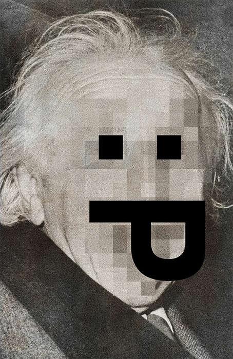 Melodramatic Emoticon Portraits