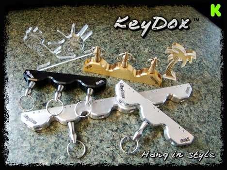 Sleek Key-Hanging Systems
